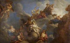 The Triumph of Minerva
