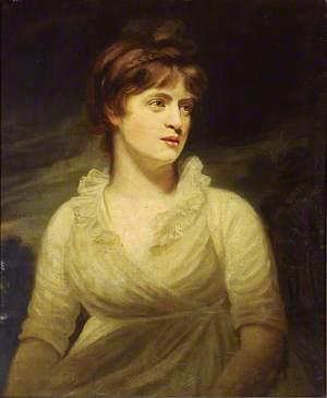 Amelia Alderson, the Artist's second Wife