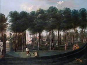 The Wilderness, Hartwell House, Buckinghamshire