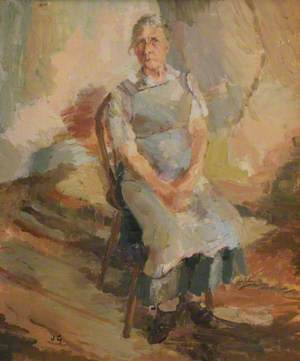 Annie Shrimpton of Long Crendon