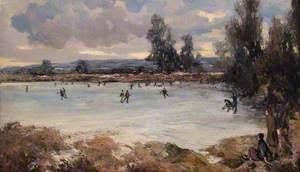Skating on the Reservoir