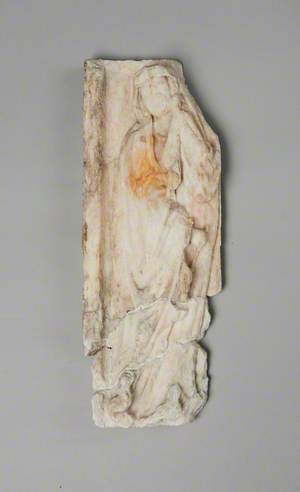 Female Figure from a Crucifixion