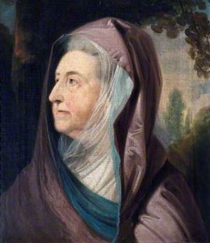 Mrs Mary Grubb of Horsenden House, Buckinghamshire