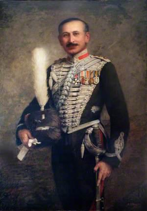 Edward Frederich Lawson (1890–1963), Major General, 4th Baron Burnham