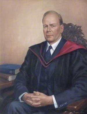 Mr Rose, Headmaster of Banbury Grammar School (1935–1962)