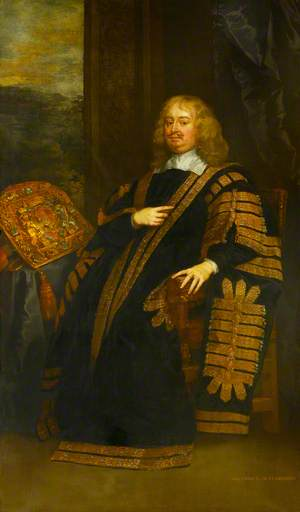 Edward Hyde, 1st Earl of Clarendon (1608–1664), Lord Chancellor