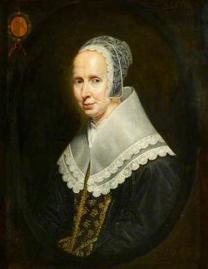 Mrs Symour van Swieten, Aged 48