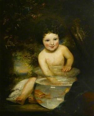 Caroline Frankland, When a Child