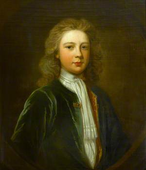 Sir William Russell (d.1757), 8th Bt