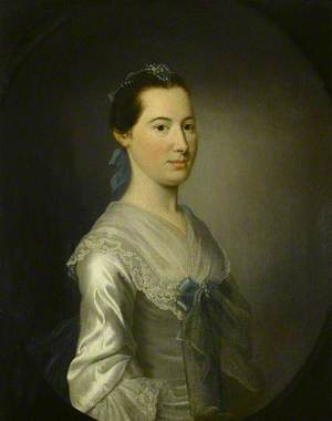 Mrs John Russell Greenhill (d.1807)