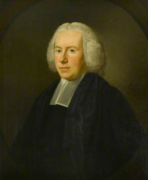 The Reverend John Russell Greenhill of Chequers (1720–1813)