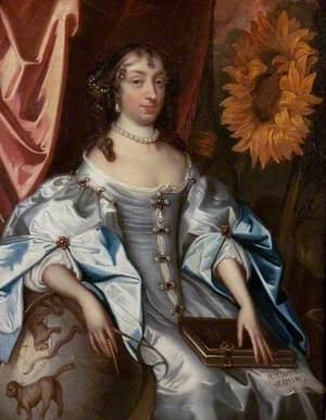 Elizabeth Cromwell, Mrs John Claypole