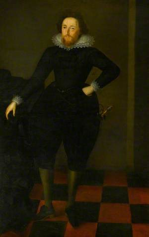 Sir Henry Croke (1588–1659), Clerk of the Pipe in the Exchequer