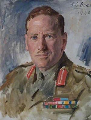 Lieutenant General Claude J. E. Auchinleck (1884–1981), CB, CSI, DSO, OBE