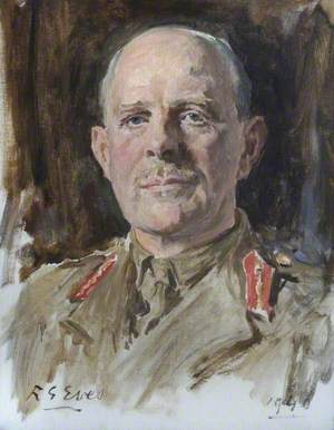 Field Marshal Lord Gort (1886–1946), VC, Commandant, Staff College (1936–1939)