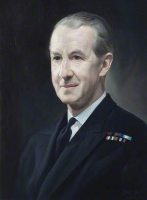 Vice-Admiral D. H. Mason