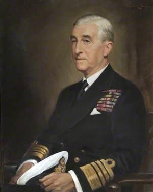 Admiral Douglas-Pennant, CBE, DSO, CB