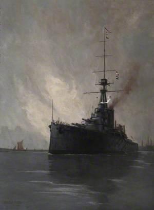'HMS Thunderer'