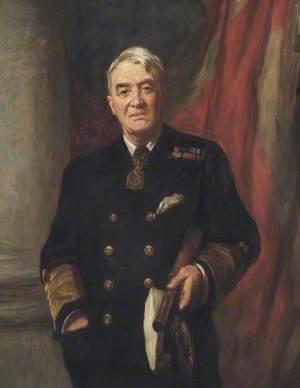 Baron Fisher of Kilverstone, GCB, OM, GCVO