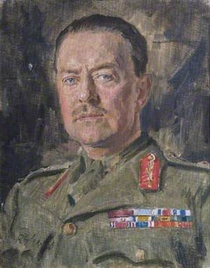 Field Marshal Harold Alexander (1891–1969), 1st Earl Alexander of Tunis, KC, PC, GCB, OM, GCMG, CSI, DSO, MC