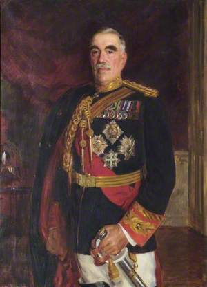 Field Marshal Sir William Robertson (1860–1933), Commandant, Staff College (1910–1913)