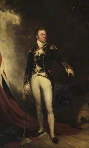 Admiral Lord de Saumarez (1757–1836), KB
