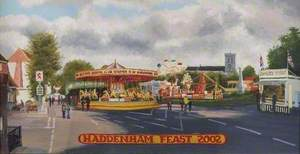 Haddenham Feast, Buckinghamshire