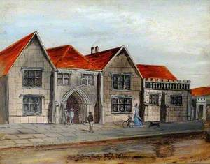 Royal Grammar School, High Wycombe, Buckinghamshire, 1540
