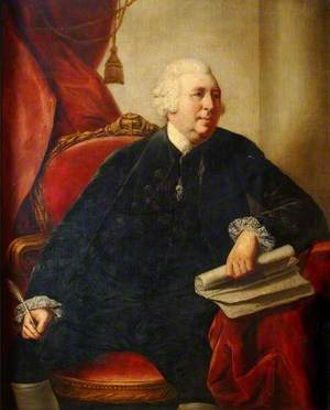 William, 2nd Earl of Shelbourne