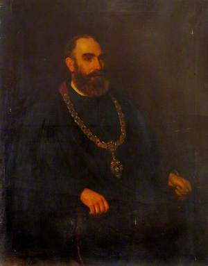 Thomas Wheeler, Mayor of High Wycombe (1862, 1867, 1874, 1880, 1881 & 1882)
