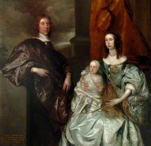 Family Portrait of Lord Wharton