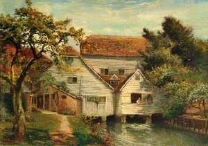 Old Mill, St Mary's Street, High Wycombe, Buckinghamshire