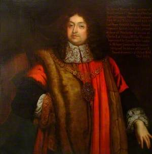 Sir Robert Vyner (1631–1688), Lord Mayor of London (1674–1675)