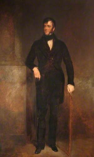 Robert John (1796–1868), 2nd Lord Carrington