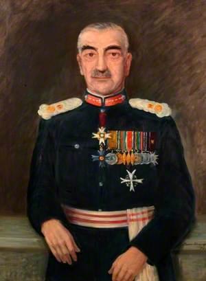 Brigadier Sir Henry Robert Kincaid Floyd (1899–1968), Bt, CB, CBE