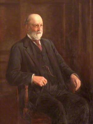 Nathan Mayer (1840–1915), Lord Rothschild