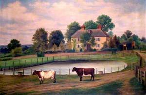 Whitley Park Farm, Berkshire