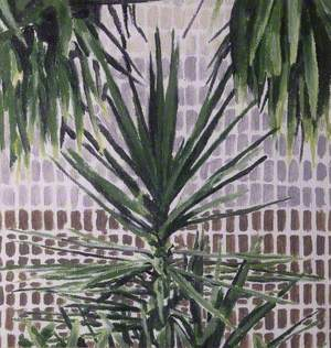 Plants in a Shopping Centre 1