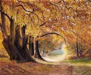 Autumn Scene*