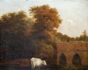 Newport Pagnell North Bridge, Buckinghamshire