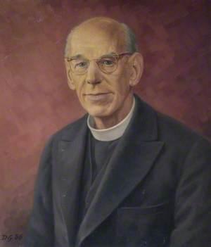 Reverend G. E. Hickman Johnson (1883–1966)