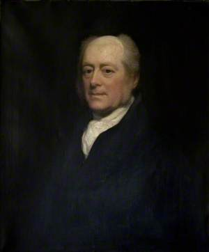 Reverend Dr Samuel Wilson Warneford (1763–1855)