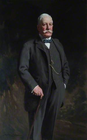 William Henry Ashhurst (c.1852–1930), Chairman of Oxfordshire County Council (1911–1929)