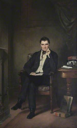 Joseph Warner Henley (1793–1884), MP for Oxfordshire (1841–1878), Chairman of Oxford Quarter Sessions (1846–1863)