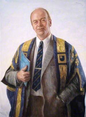 Lord Perry of Walton, First Vice-Chancellor (1969–1980)