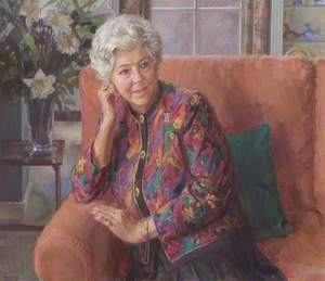 The Right Honourable Betty Boothroyd (b.1929), Chancellor (1994–2006)