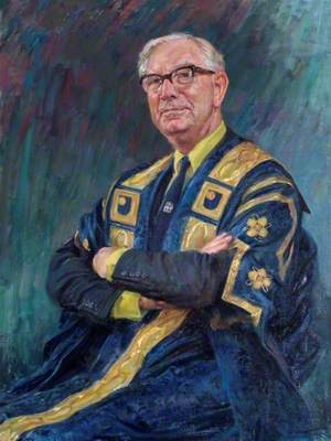 Sir Frederick Warner, Pro-Chancellor (1974–1979)