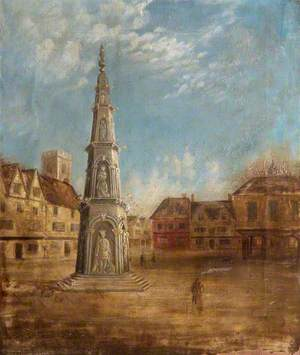 Abingdon Cross and Market Place