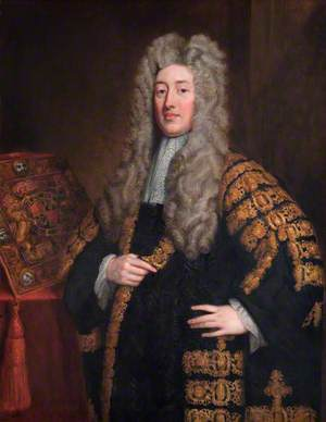 Sir Simon Harcourt (d.1727)