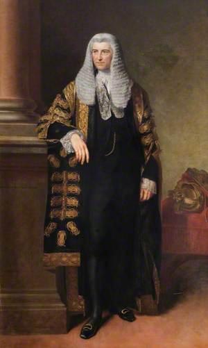 Sir Frederick Thesiger (1794–1878), 1st Baron Chelmsford